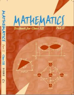class 12th maths part 2 cbse ncert textbook PCM Encyclopedia